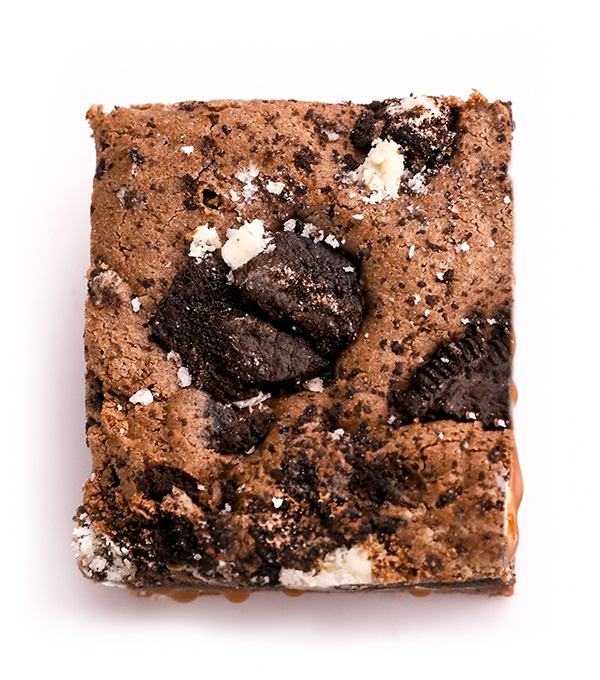 Cookies and Cream Killer Brownie