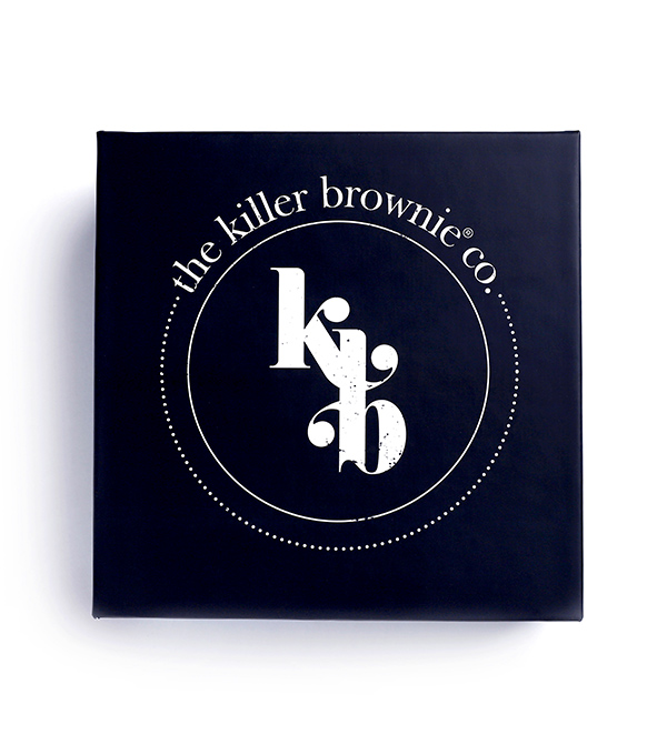 Killer Brownie Gift Box