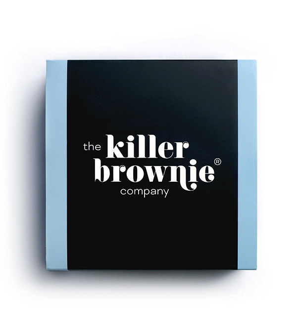 Killer Brownie 4-pack Gift Tin