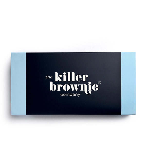Killer Brownie 8-pack Gift Tin