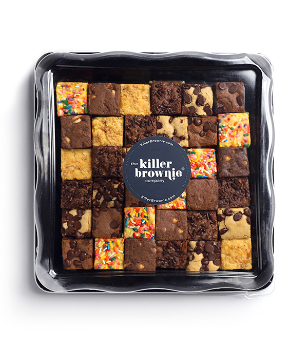 Killer Brownie Assorted Tray