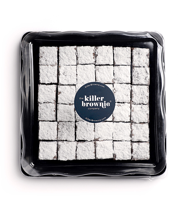 The Original Killer Brownie Tray