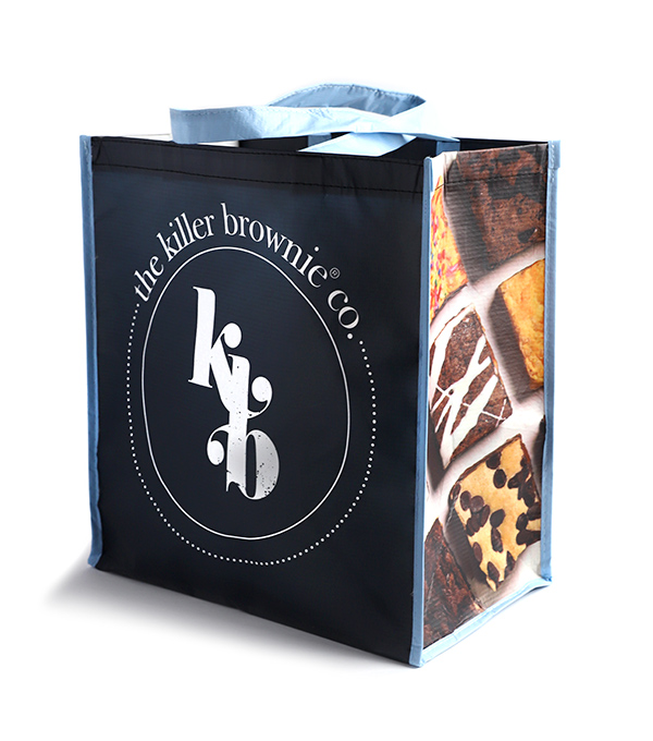 Killer Brownie Reusable Tote