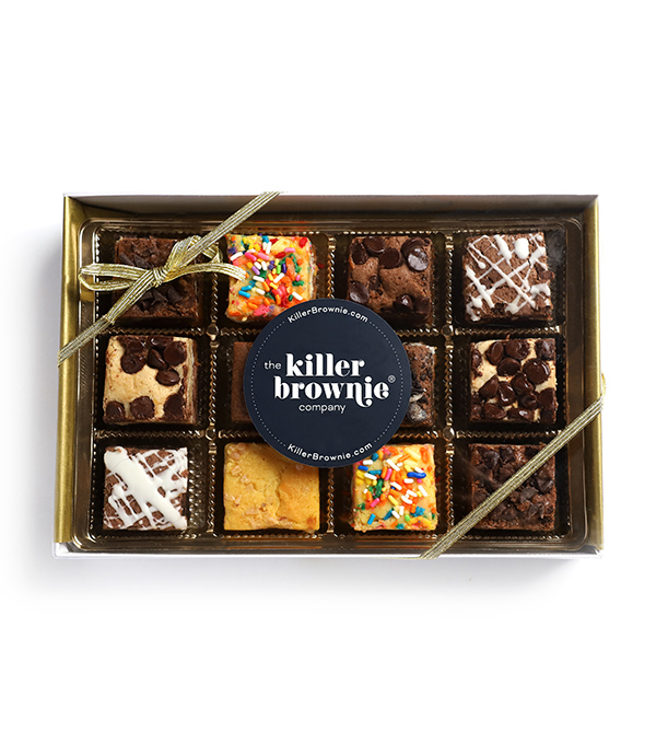 Killer Brownie Mini Assorted Tray